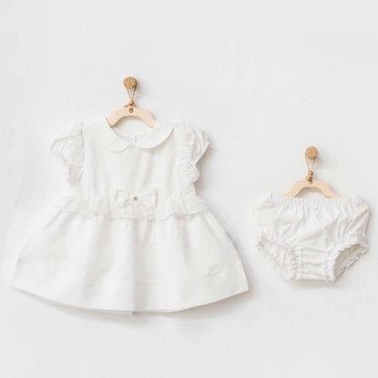 Εικόνα της Σετ φορεματάκι με αξεσουάρ Happy Days 1-3 Μηνών