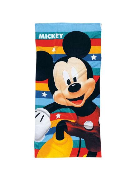 Εικόνα της Πετσέτα Θαλάσσης Das Home Disney Mickey 5844