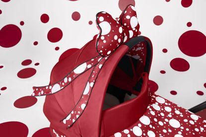 """Εικόνα της Cybex Πόρτ Μπεμπέ Priam PETTICOAT by Jeremy Scott """"Limited Edition"""""""