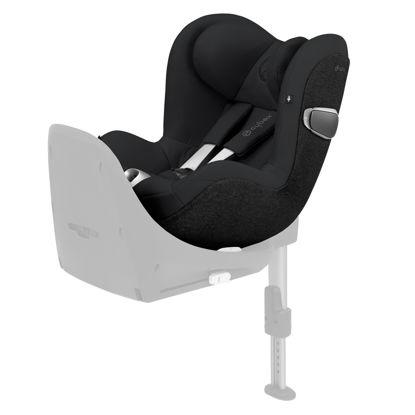 Εικόνα της Cybex Sirona Z I-Size κάθισμα αυτοκινήτου Deep Black   black