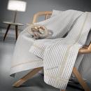 Εικόνα της Κουβέρτα Βρεφική Πικέ Mood Silver Guy Laroche 110X140
