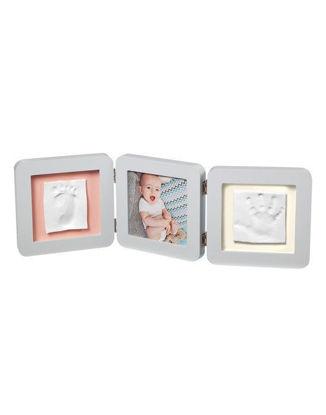 Εικόνα της Κορνίζα Αποτύπωμα My Baby Touch Double Pastel