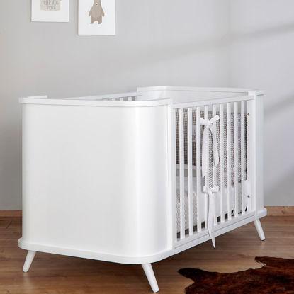 Εικόνα της Κρεβάτι Nest Λευκό