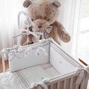 Εικόνα της Πάντα κούνιας My First Collection White - Beige