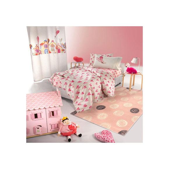 Εικόνα της Σεντόνια Παιδικά Σετ 3τμχ Lollipop Pink Saint Clair