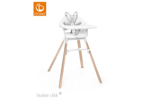 Εικόνα της Stokke Clikk High Chair White