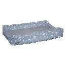 Εικόνα της Κάλυμμα μαξιλαριού αλλαξιέρας Ocean Blue 44Χ68/72