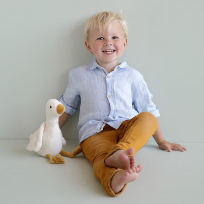 Εικόνα της Υφασμάτινο κουκλάκι Little Goose 20εκ Little Dutch