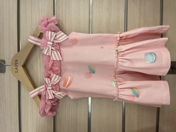 Εικόνα της Φόρεμα Με Print Lapin 18M