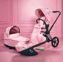 Εικόνα της Cybex Καρότσι Priam  Simply Flowers - Pink