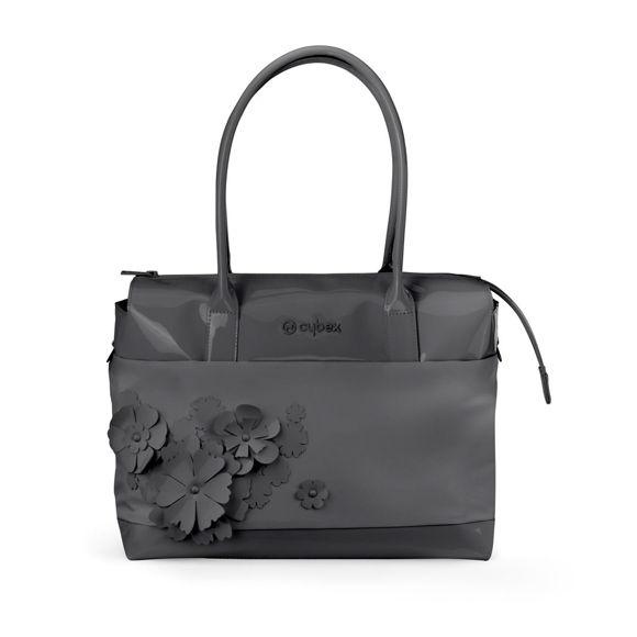 Εικόνα της Cybex Τσάντα Αλλαγής Simply Flowers Dream Grey