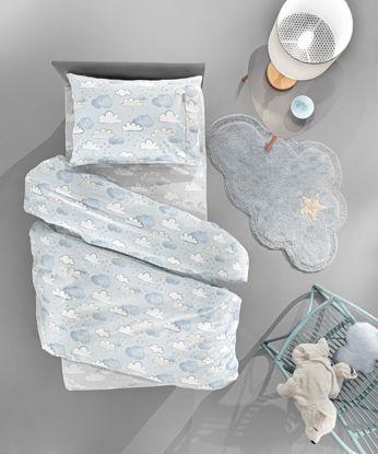 Εικόνα της Guy Laroche Παιδικό Κουβερλί Cloudy L.Blue 160 x 220