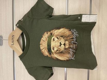 Εικόνα της T-Shirt Με Print Lapin 12M