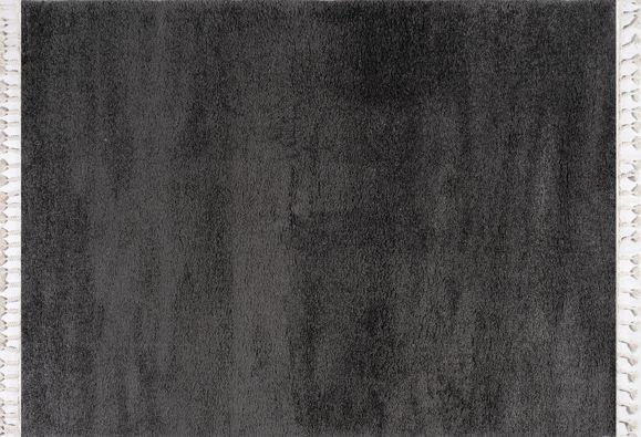 Εικόνα της Χαλί 165x230 Soft Shaggy Anthracite