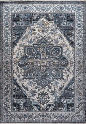 Εικόνα της Χαλί 3086 Ziegler Dark Grey 200x290cm