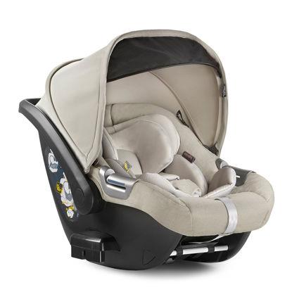 Εικόνα της Inglesina darwin I-size βρεφικό κάθισμα αυτοκινήτου cashmere beige 0-13kg