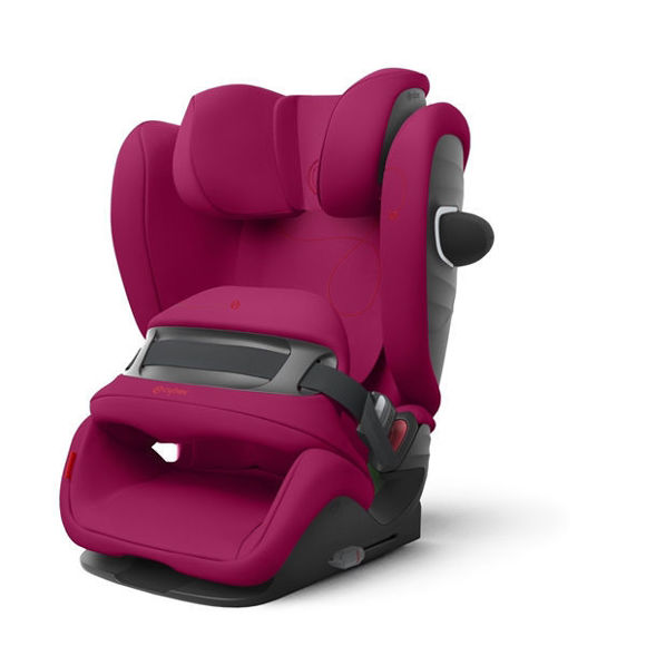 Εικόνα της Cybex Κάθισμα Αυτοκινήτου Pallas G I-Size 9-36kg. Magnolia Pink