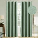 Εικόνα της Palamaiki Κουρτινα 140×260 Curtain Collection Kara Mint