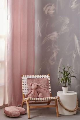 Εικόνα της Palamaiki Κουρτινα 140×260 Curtain Collection Kara Pink