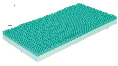 Εικόνα της Βρεφικό στρώμα κούνιας Διώνη 70x140