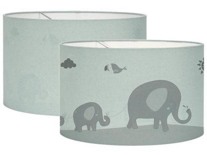 Εικόνα της LITTLE DUTCH. Φωτιστικό οροφής Silhouette Zoo Mint