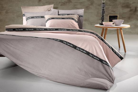 Εικόνα της Σετ Σεντόνια King Size 270×265 Scope Dusty Pink Guy Laroche