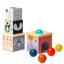 Εικόνα της Taf Toys Εκπαιδευτικό Παιχνίδι North Pole Ball Drop Stacker