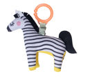 Εικόνα της Taf Toys Κουδουνίστρα Dizi the Zebra